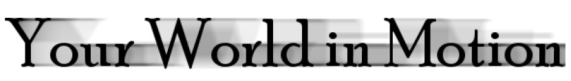 Your World in Motion logo