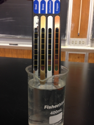 I2-29: Thermal Conductivity - Metal Bars and Liquid Crystals