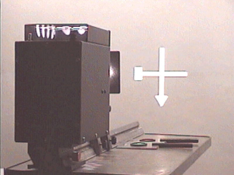 L6-09: REAL IMAGE OF CONVERGING LENS