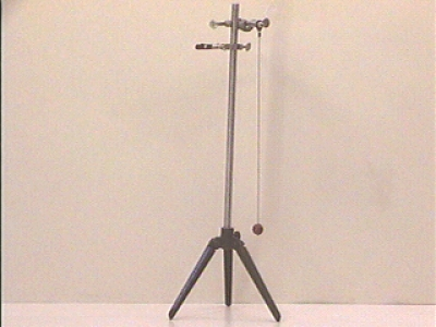 G1-17: PENDULUM WITH LARGE-ANGLE OSCILLATION - PORTABLE
