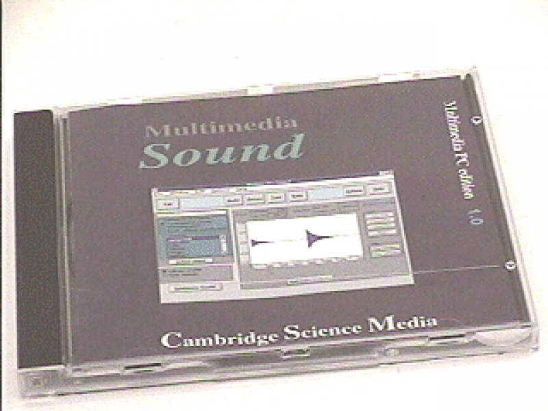 H4-91: COMPACT DISC - MULTIMEDIA SOUND
