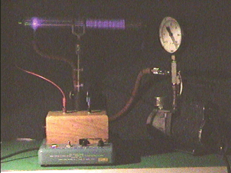 P3-25: CATHODE RAY TUBE - CONCAVE CATHODE