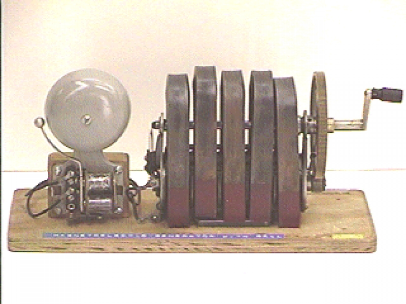 K4-03: MAGNETOELECTRIC GENERATOR WITH BELL