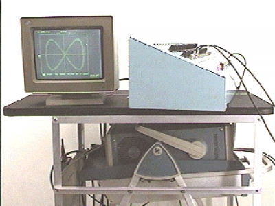 G1-73: LISSAJOUS FIGURES - FOURIER SYNTHESIZER
