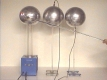 J3-05: VAN DE GRAAFF - INDUCTION WITH SPHERES AND NEON BULB