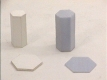 N1-32: ICE CRYSTALS - PAPER MODELS