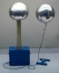 J2-03 VAN DE GRAAFF GENERATOR WITH GROUND SPHERE
